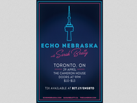 Echo Nebraska in Toronto, ON 2017