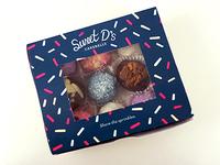 Sweet D's Cakeballs Packaging