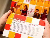 Fine Arts & Events Calendar
