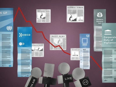 Under Pressure reputation educational law rights media news illustration explainer