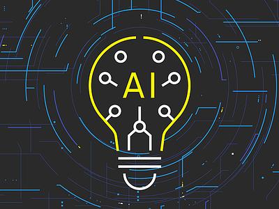 AI styleframe machine learning illustration elements ai