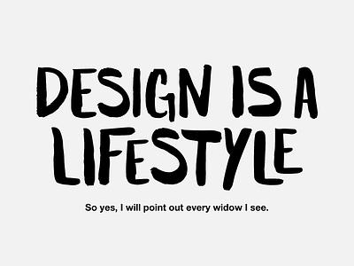 Designer Sass freestyle black widow truth funny designjokes handwritten illustration typography design