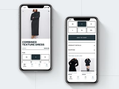 E-commerce UI Kit | Product Page