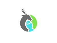 Hunting/fishing/outdoor logo