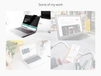 Web Designers Portfolio