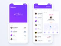 New Money app