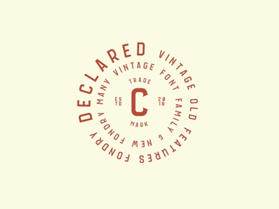 Declared Logo