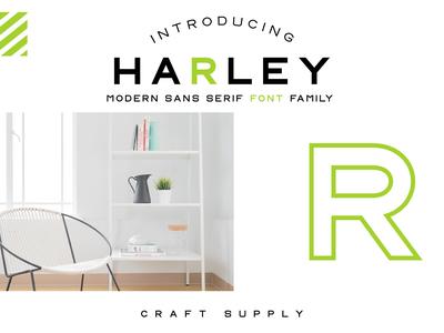 CS Harley Font Family - Free Download