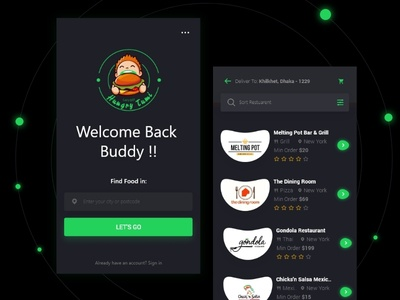 Food Delivery App 01