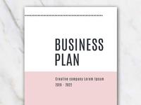 Free Creative Business Plan Template
