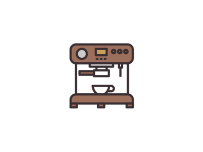 Coffee Icons coffee machine coffeemaker coffee icon set vector icons icon coffee