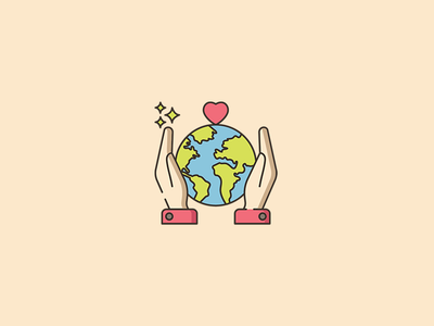 Ecology Icons set earth design icon icons illustration vector environment icons ecology icons