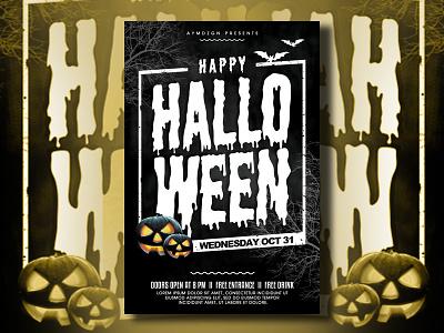 Halloween Flyer Template halloween bash black print design design halloween carnival halloween design halloween flyer advertising poster halloween poster event flyer print template flyer design flyer template