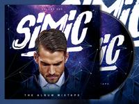 DJ CD Cover Artwork Template