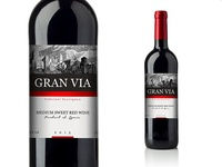 GranViz Wine Label Design