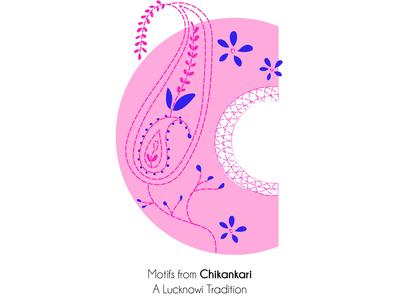 Chikankari from Lucknow