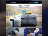 Blue Bottle Travel Kit