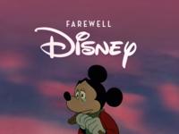 Farewell Disney