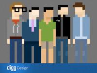 Digg's Design Team