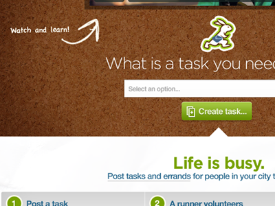 Taskrabbit designs, themes, templates and downloadable