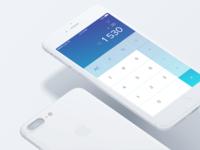 #004 - Calculator for #DailyUI