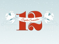 LC Holiday - 12 Days of Puppies!