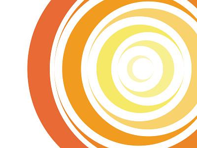 BRISA #1 redesign branding hot colors summer sun logo brisa