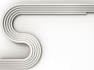 STRIPESSSSS stripes personalbrand identity yellow blue render 3d graphic lettering s