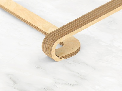Wood details contraplacado plywood baseportatil madeira dsoares soaresdesign details laptopstand stand wood