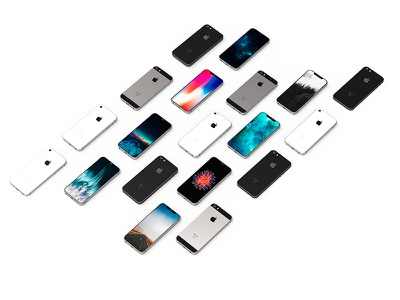 Iphone XE phoneconcept concept productdesign iphonexe iphonese apple iphonex iphone