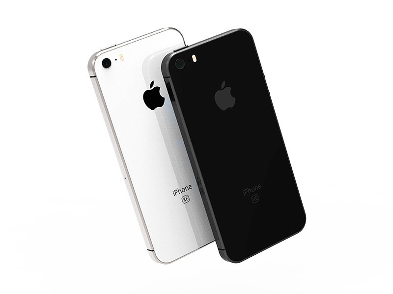 Iphone Xe 2 Phoneconcept Concept Productdesign Iphonexe Iphonese Le Iphonex