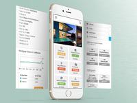 Responsive Home Search UI
