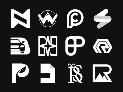 Logo Folio 2020 Vol. 02 negative space logo mountain logo d logo rs logo wordmark s logo mark p logo s logo w logo monogram logo monogram hidden message logo modern logo pictorial mark simple logo icon logo