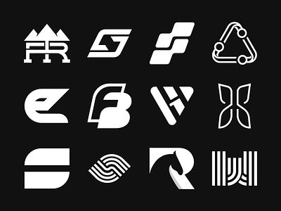 Logo Folio 2020 Vol. 04 outline logo logo line horse logo w logo 2s logo a logo fb logo s logo mark e logo s logo r logo monogram logo monogram negative space logo pictorial mark simple logo icon logo