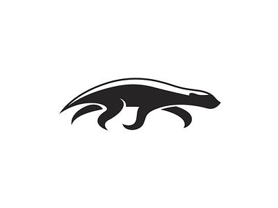 Honey Badger honey badger logo