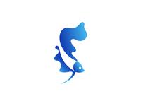 Betta Fish Logo