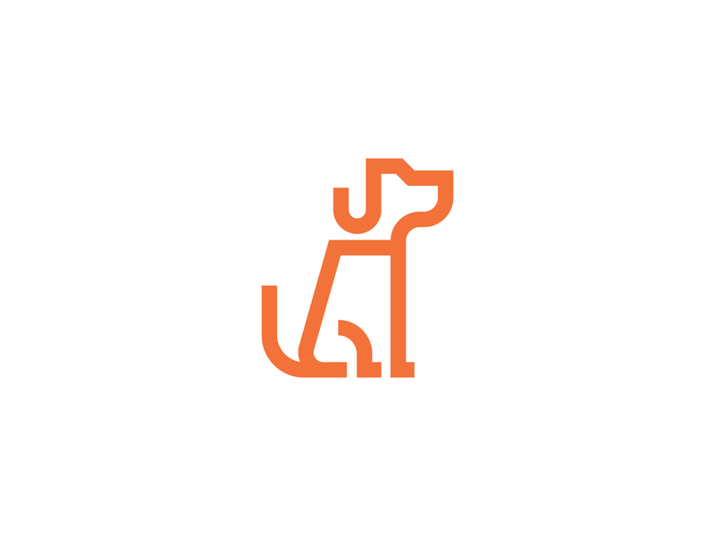 Dog Sit Logo