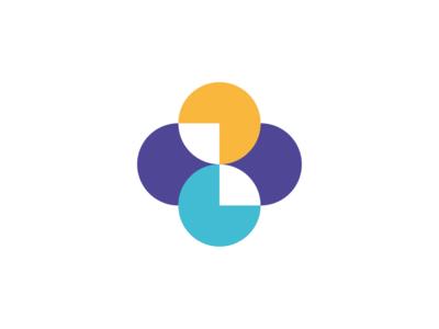 Finding The Balance Colour Logo Design