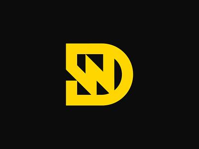 Dain Walker - DW Logo Design symbol logo designer logo design logotype branding brand identity logo entrepreneur logo entrepreneur business logo letter logo dain walker dw letter logo