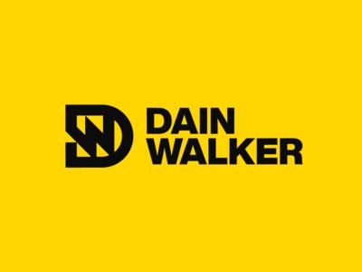 Dain Walker - DW Logo Design visual identity icon logos logo designer logo design logotype branding brand identity logo letter logo design letter logo dw letter logo