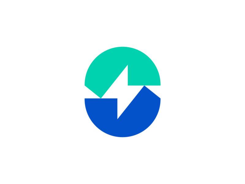 Thunderbolt Letter S Logo logo designer logo design branding logotype brand identity logo s s logo lightning bolt logo lightning logo letter logo letter s logo thunderbolt logo thunderbolt letter s thunderbolt