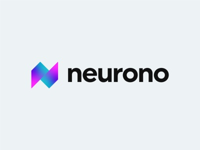 Neurono - Letter N Logo Type logos identity logo designer logo design branding brand identity logo productivity app tech logo startup logo n letter logo letter n letter n logo