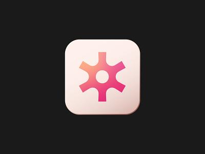 Neurono - App Icon Logo Design symbol logo designer logo design app logotype branding brand identity logo startup logo app logo tech logo neuron logo abstract logo app icon