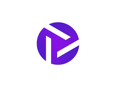 Abstract Letter P Logo Design visual identity icon symbol logo designer logo design branding brand identity tech logo startup logo abstract logo abstract p logo letter logo letter p letter p logo