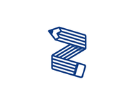 Zemda Pencil Logo
