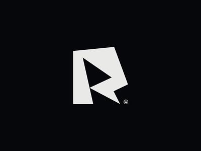 WW018 - Letter R Logo logo designer lettering logo design icon logotype mark brand identity branding logo r letter r logo letter r