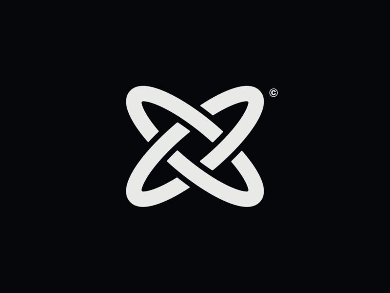 WW024 - Letter X Logo typogaphy logo designer lettering symbol icon logo design brand identity branding logotype logo x letter x logo letter x