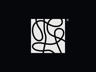 Abstract Square Tech Logo visual identity logos identity logo designer icon logo design symbol brand identity branding logotype logo startup branding tech logo startup logo abstract logo square logo