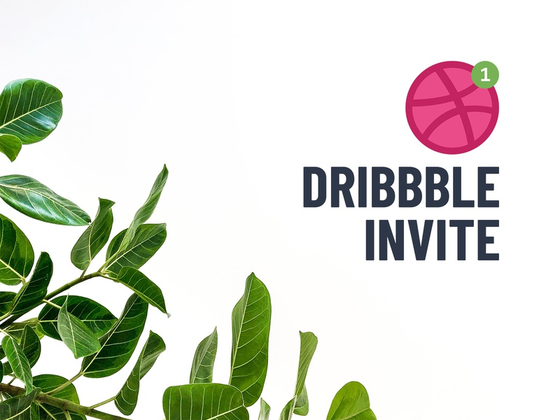 Dribbble Invite Giveaway 🥳 giveaway ticket free invite dribbble draft