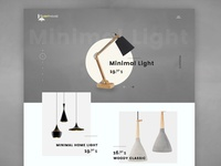 LightHouse - Minimal Design